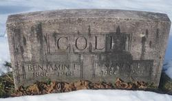 Nancy Evelyn <I>Winebarger</I> Cole