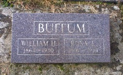 William Henry Buffum