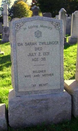 Ida Sarah Zwillinger