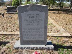 John Pelham Harper