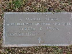 Teresa Kathleen <I>Donahoe</I> Stair