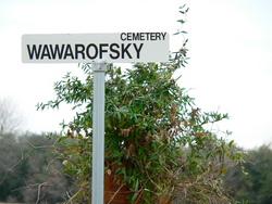 Wawarofsky Cemetery