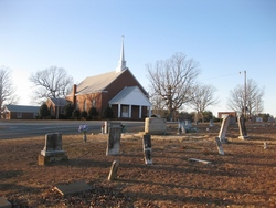 Mount Moriah Baptist Church Cemetery