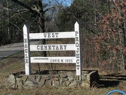 West Cemetery at Williams Creek