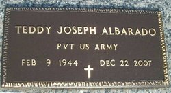 Teddy Joseph Albarado