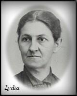 Lydia Margaret <I>Allum</I> Huffman