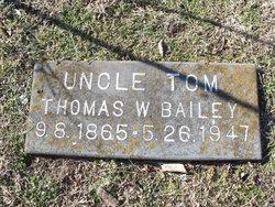 Thomas Wiley Bailey