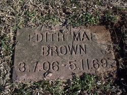 Edith May Brown