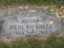 Irene J <I>Madaj</I> Kobza