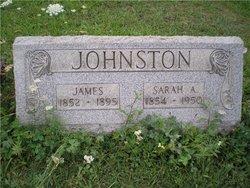 Sarah Ann <I>Bateson</I> Johnston