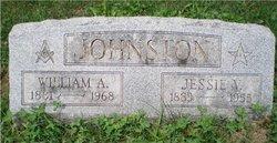 Jessie V <I>McGinnis</I> Johnston