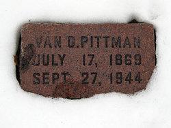 Vanotha O. Pittman