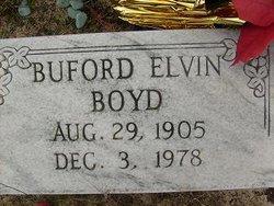 Buford Elvin Boyd