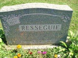 Ruth D. <I>Owens</I> Resseguie