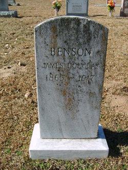James Douglas Benson