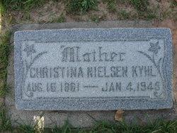 Christina Nielson Kyhl
