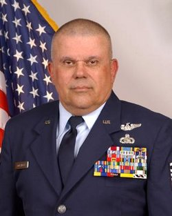 MSgt Bill USAF ret.