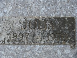 Julia Marie <I>Fischer</I> Dorning