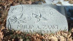 Philip Adolph Zang