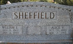 Alice Valeria <I>Tigert</I> Sheffield