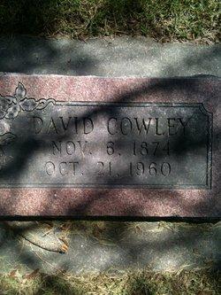 David Cowley
