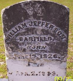 William Jefferson Barfield
