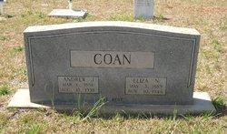 Eliza N Coan