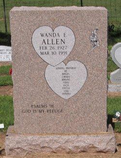Wanda E Allen