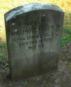 William E Allen, Jr