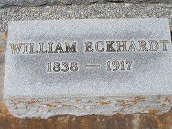 "Wilhelm August ""William"" <I>Ludwig</I> Eckhardt"