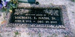 Michael Louis Nash, Jr