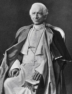 Pope Leo, XIII