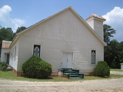 Mitchell Grove Baptist Church Cemetery