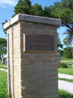 Hollst-Lawn Cemetery
