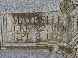 Maybelle <I>Starnes</I> Goolsby