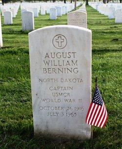 August William Berning