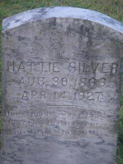 Hattie <I>Young</I> Silver