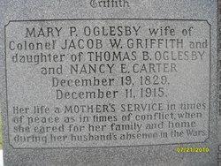 Mary Perkins <I>Oglesby</I> Griffith