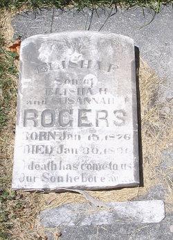 Elisha Freeman Rogers
