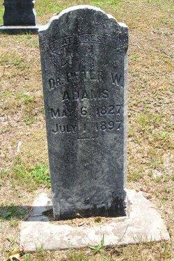 Dr Peter W. Adams
