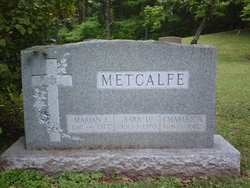 Marian F. Metcalfe