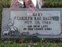 Carolyn Rae Baldwin