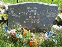 "Gary J. ""Hoop"" Jensen"