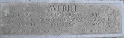 Sarah Hawley <I>Sprague</I> Averill