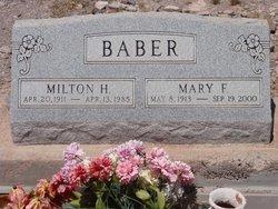 Mary F. Baber