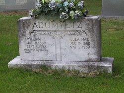 Lula Mae <I>Grigsby</I> Adomyetz
