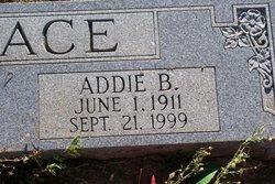 Addie Blanche <I>Talk</I> Wallace