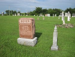 Cynthia <I>Parrish</I> Boyer