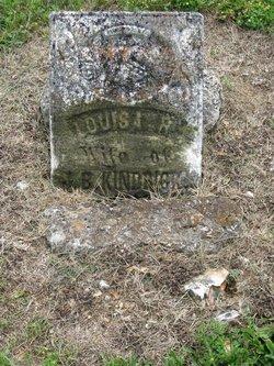 Louisa Hamilton <I>Hyde</I> Kindrick