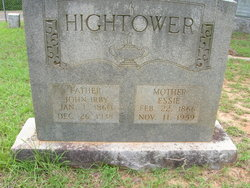"Mary Adeline ""Essie"" <I>McKeller</I> Hightower"